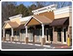 Stripmall storefront