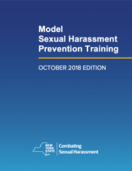 Sexual Harassment Prevention Model Training